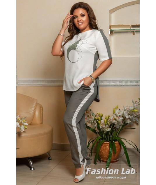 eb2b626830f58 Летний женский костюм из льна: фото, размеры, отзывы - купить недорого в  Fashion Lab
